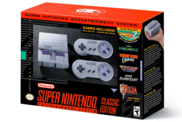 It Looks OFFICIAL: Super Nintendo Entertainment System Classic Edition