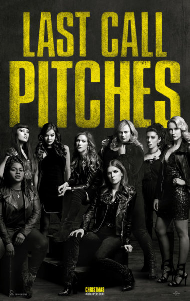 Pitch Perfect 3 (Universal Pictures)