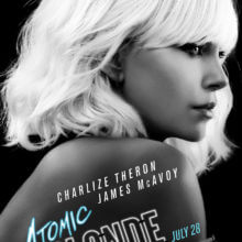 Atomic Blonde poster (Universal Pictures)