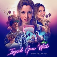 Ingrid Goes West poster (NEON)