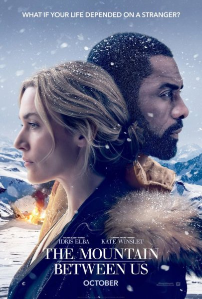 The Mountain Between Us poster (20th Century Fox)