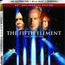 Cinespia Had A Special Screening For The 4K Ultra HD Release Of The Fifth Element
