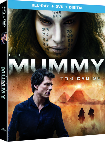 The Mummy Blu-Ray/DVD/Digital HD (Universal Pictures Home Entertainment)