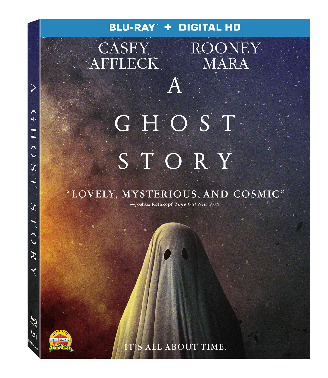 ghost story A ghost story is a 2017 american drama film written and directed by david  lowery it stars casey affleck, rooney mara, will oldham, sonia acevedo, rob.