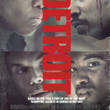 Detroit poster (Annapurna Pictures)