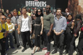 The Defenders Comic-Con Appearance