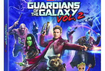 Guardians Of The Galaxy Vol. 2 Home Release Info Announced