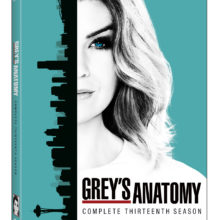ABC Has Announced Home Release Info For Grey's Anatomy