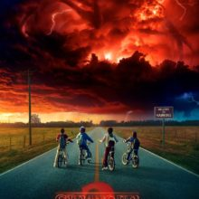 Stranger Things Season 2 poster (Netflix)