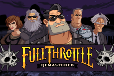 Full Throttle Remastered Now Available On Mobile, Steam, GoG and PS4