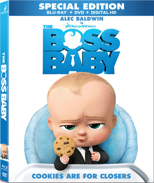 The Boss Baby (20th Century Fox Home Entertainment)