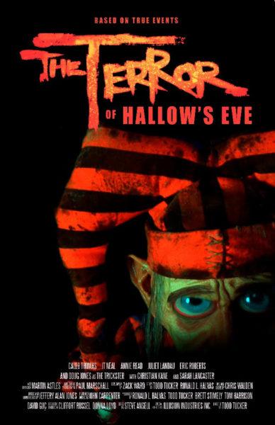The Terror Of Hallow's Eve (Todd Tucker/Illusion Industries)