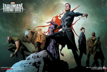 New Stills From Marvel's Inhumans Have Hit The Internets