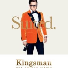 Kingsman: The Golden Circle Gets Character Posterizations