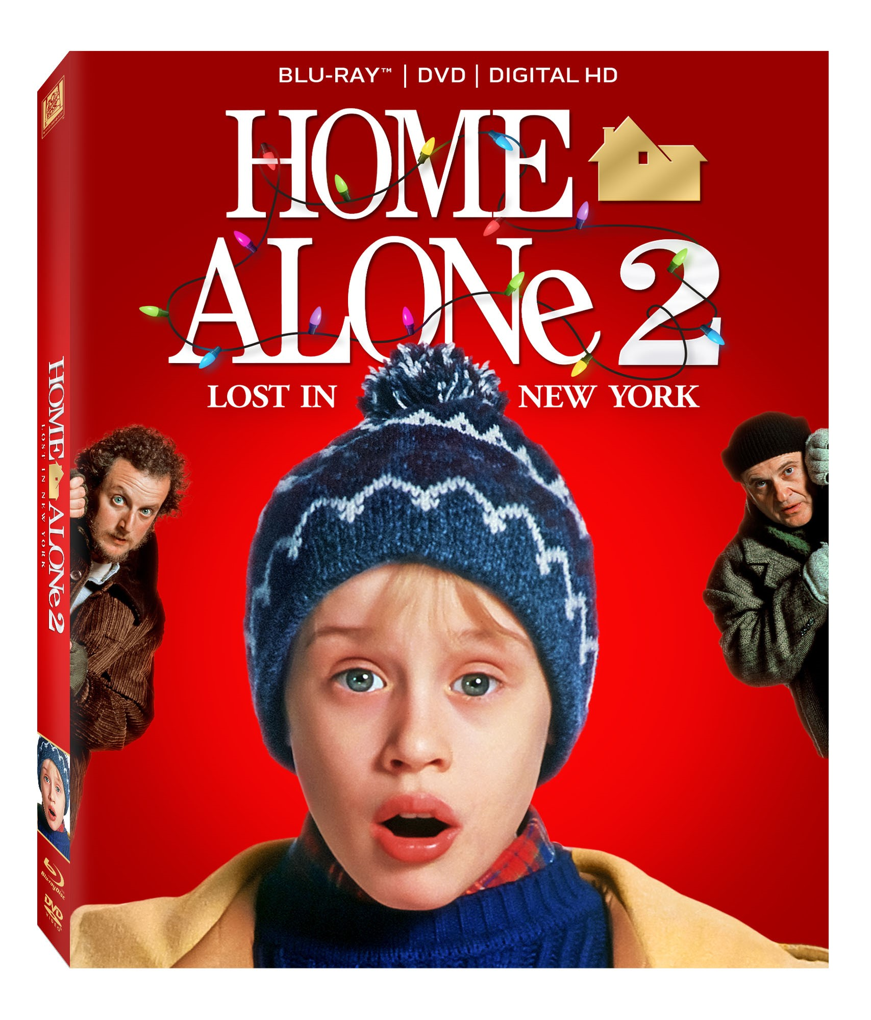 Home Alone 2: Lost In New York 25th Anniversary Edition