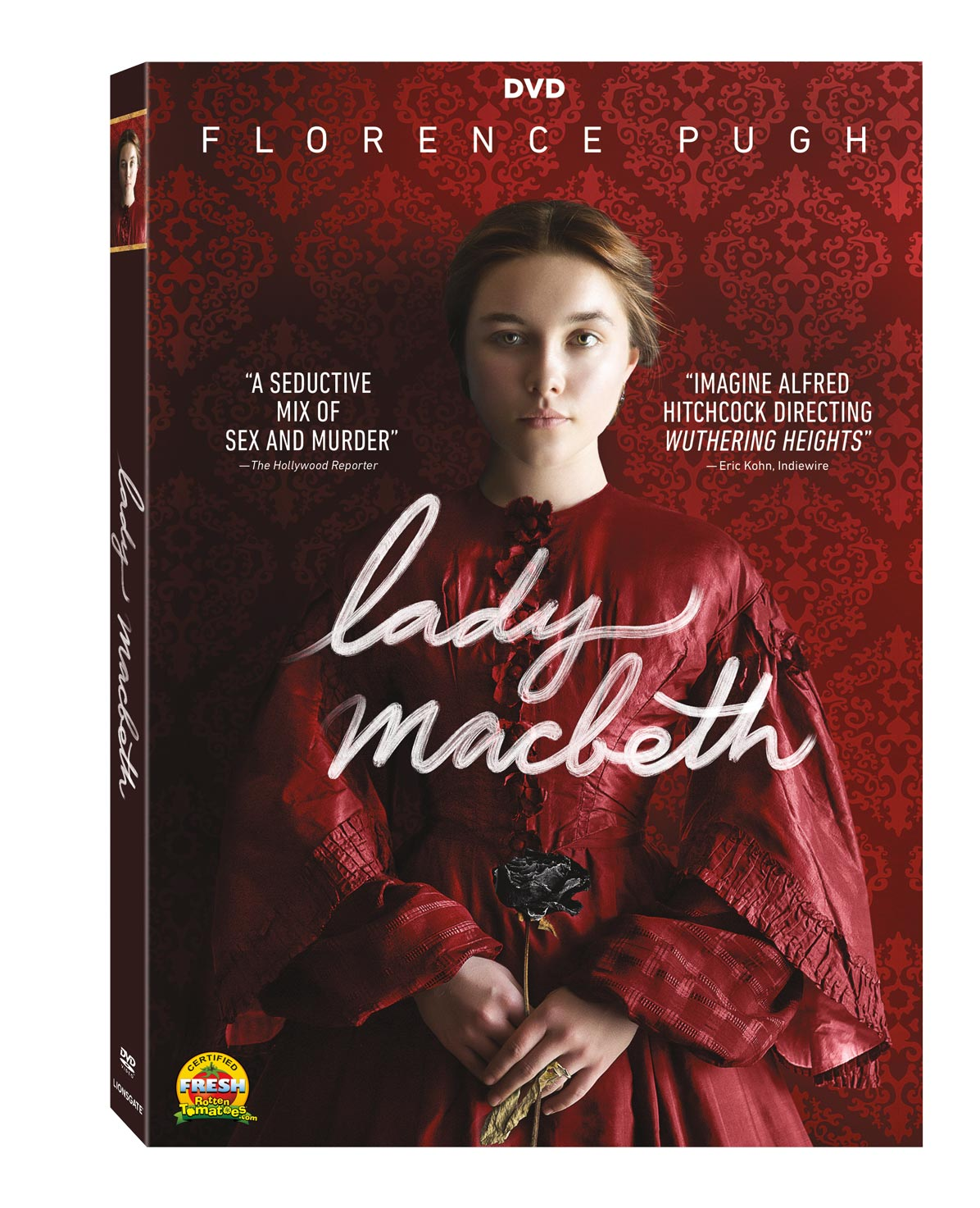Lady Macbeth Home Release Info Announced By Lionsgate Home ...
