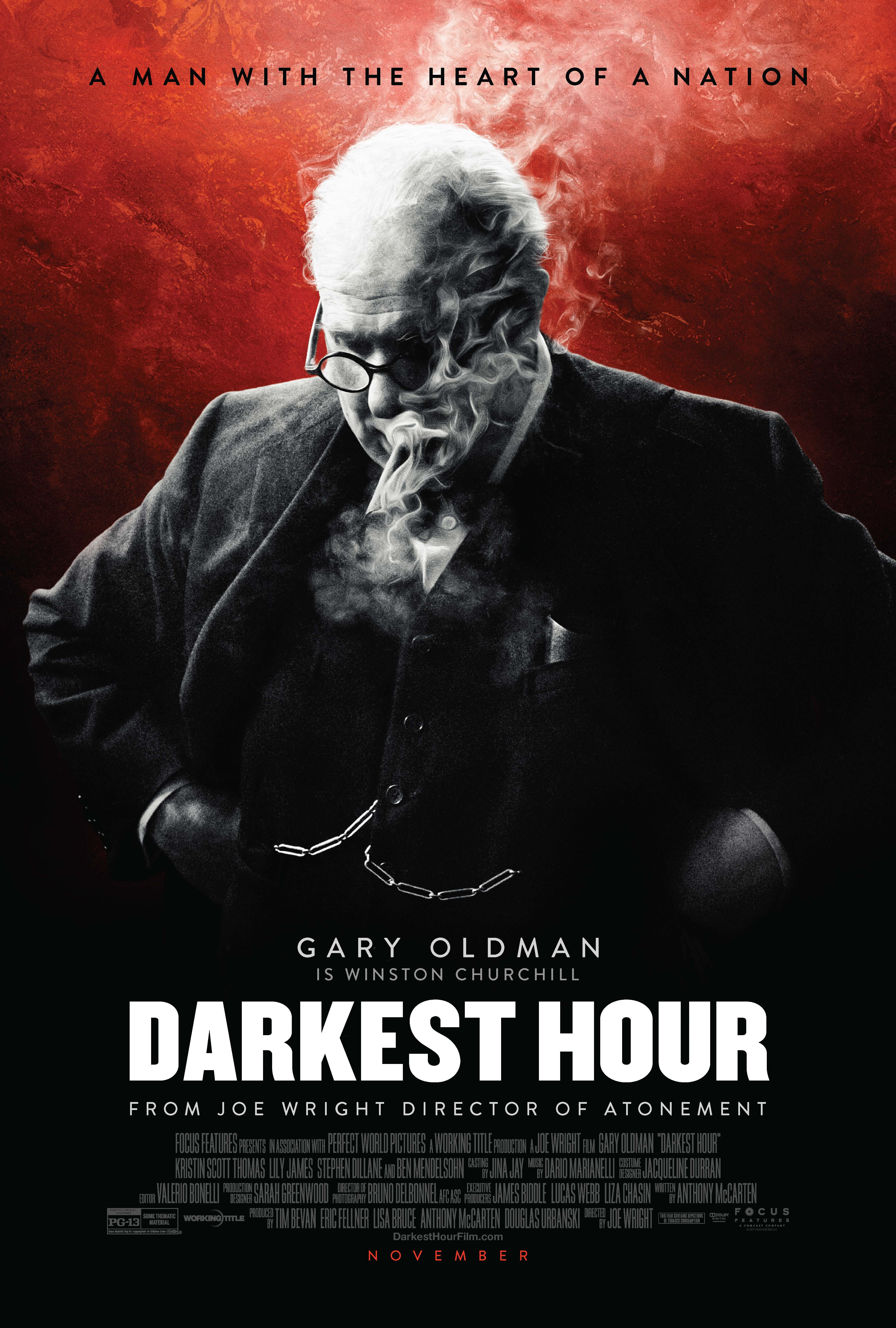 New Darkest Hour Clip Released By Focus Features | Nothing ...