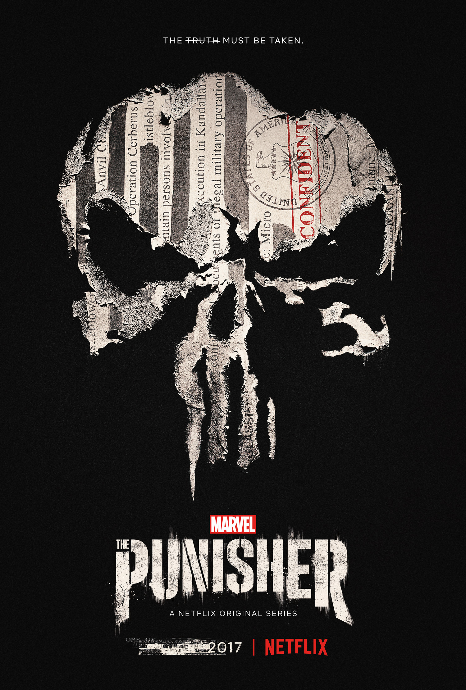 PUNISHER NETFLIX TRAILER