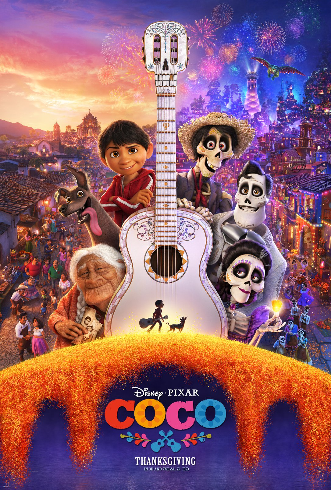 New Coco Clip Released By Disney And Pixar | Nothing But Geek