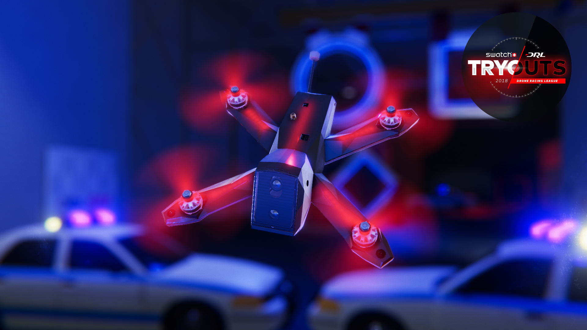 Drone Racing League Launches DRL Simulator And Announces 2018