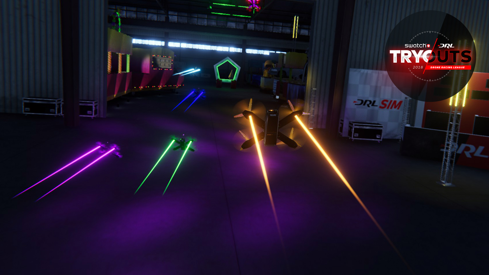 Image Result For Drone Racing League Simulator