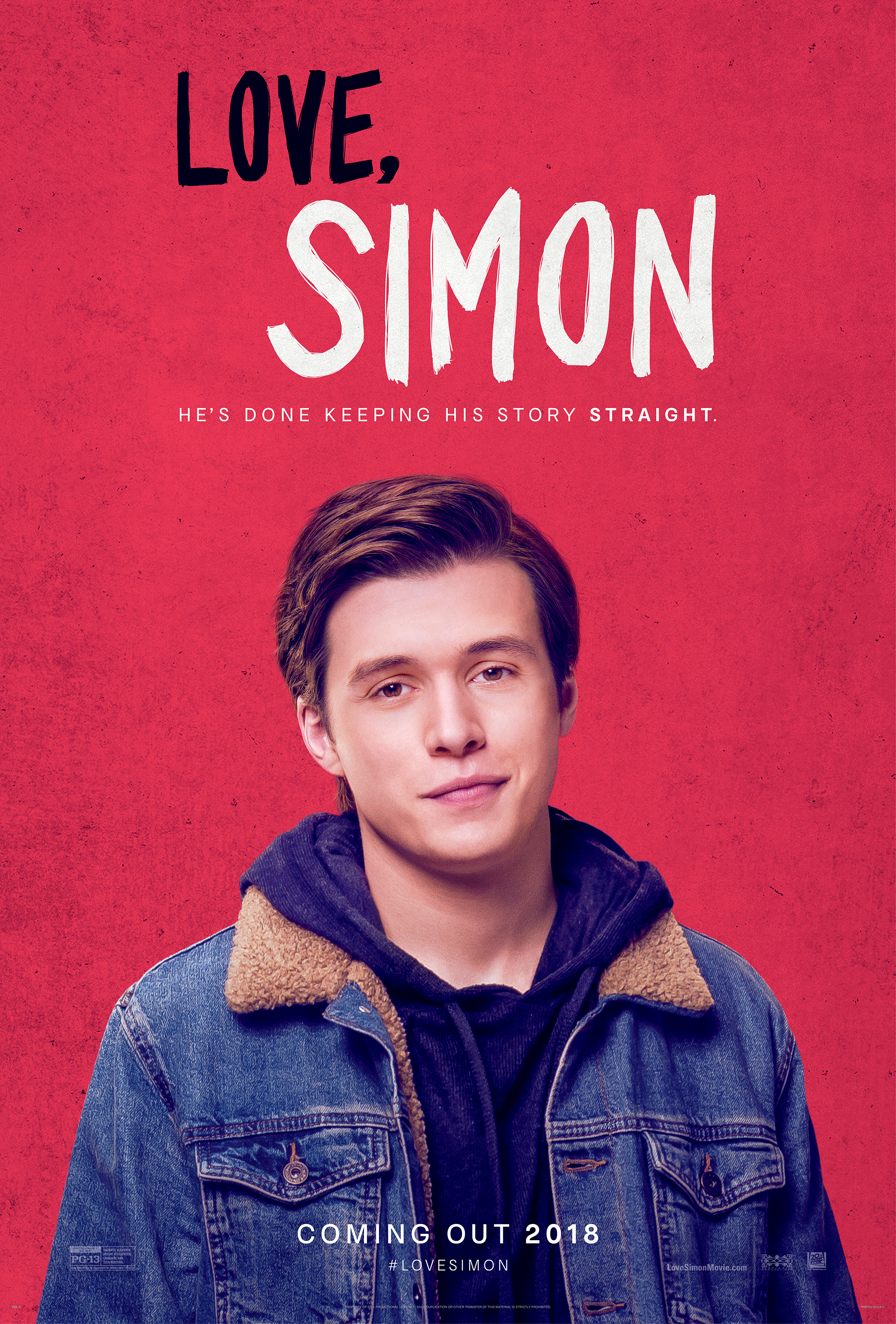 Love, Simon Trailer, Poster And Stills Released - Nothing ...
