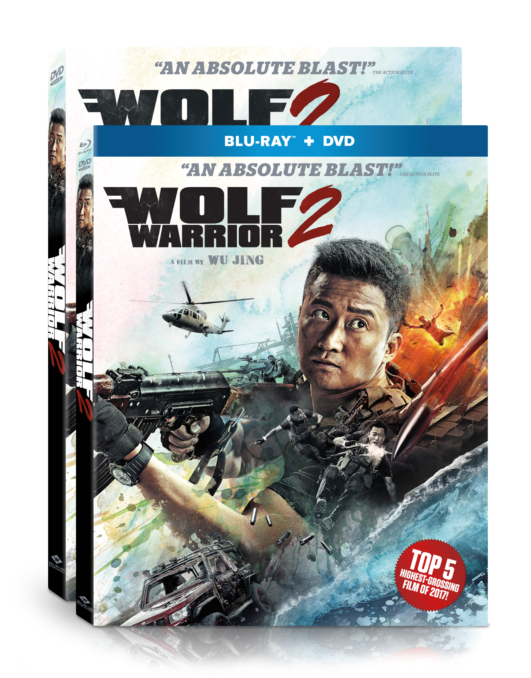 Wolf Warrior 2 Home Release Info Nothing But Geek