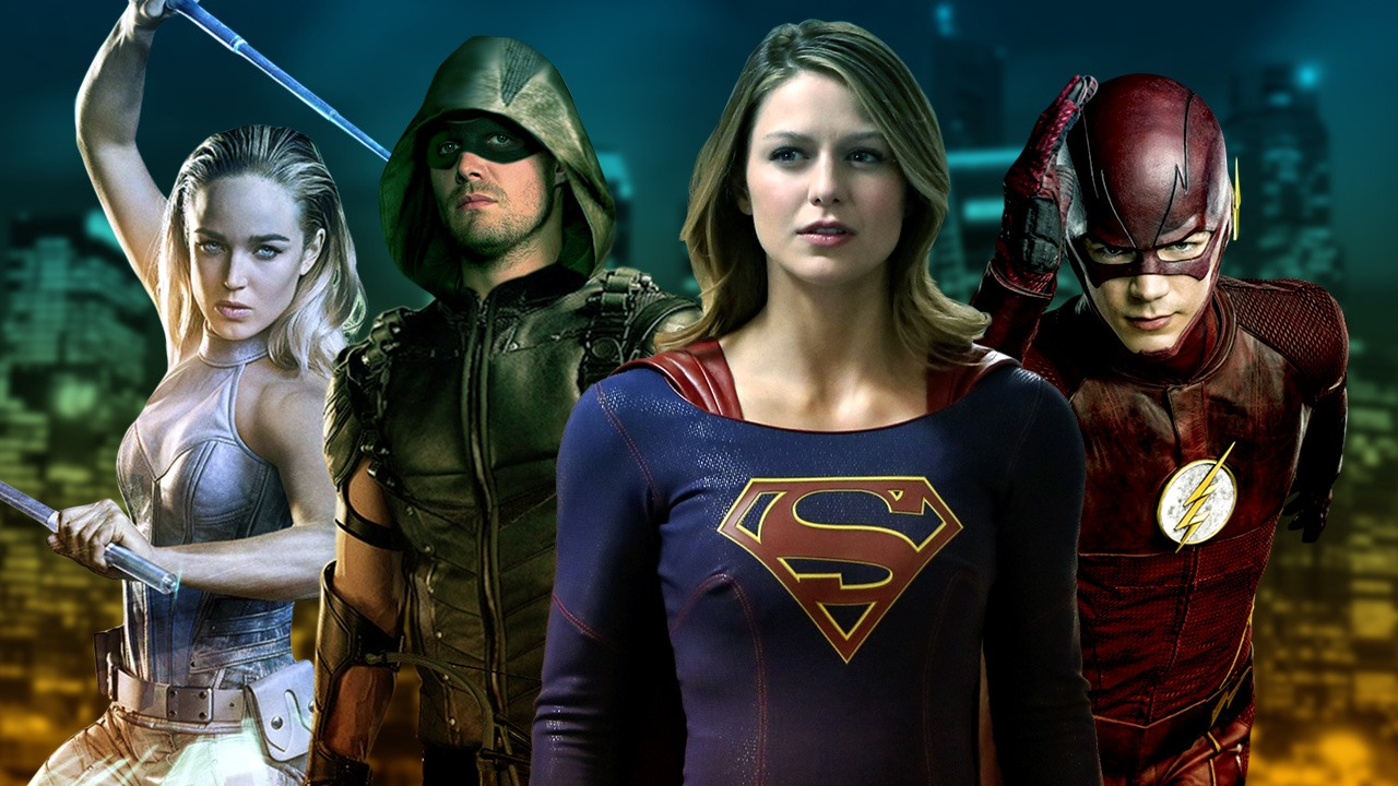 DC Comics on The CW