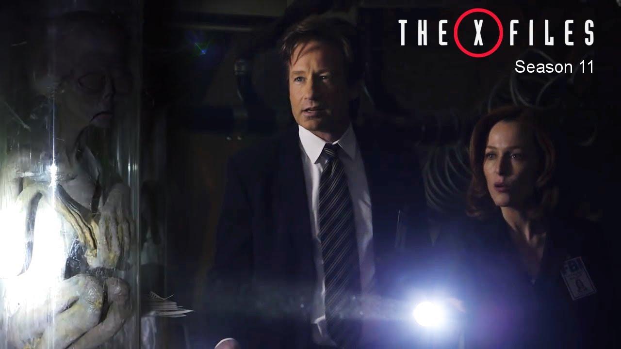 Hồ Sơ Tuyệt Mật (Phần 11) - The X-Files (Season 11) (2018)