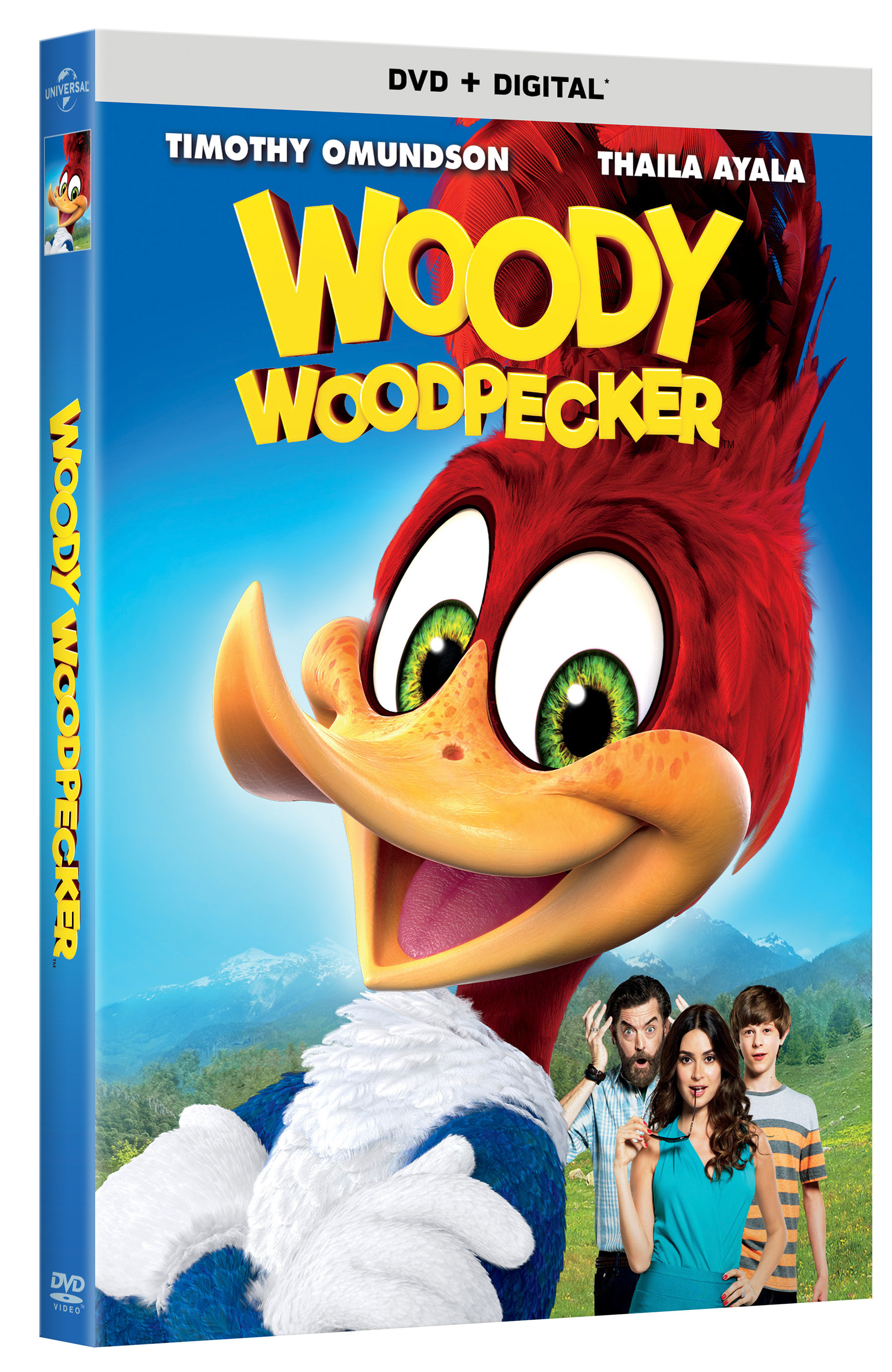 Woody woodpecker home release info nothing but geek for American cuisine dvd