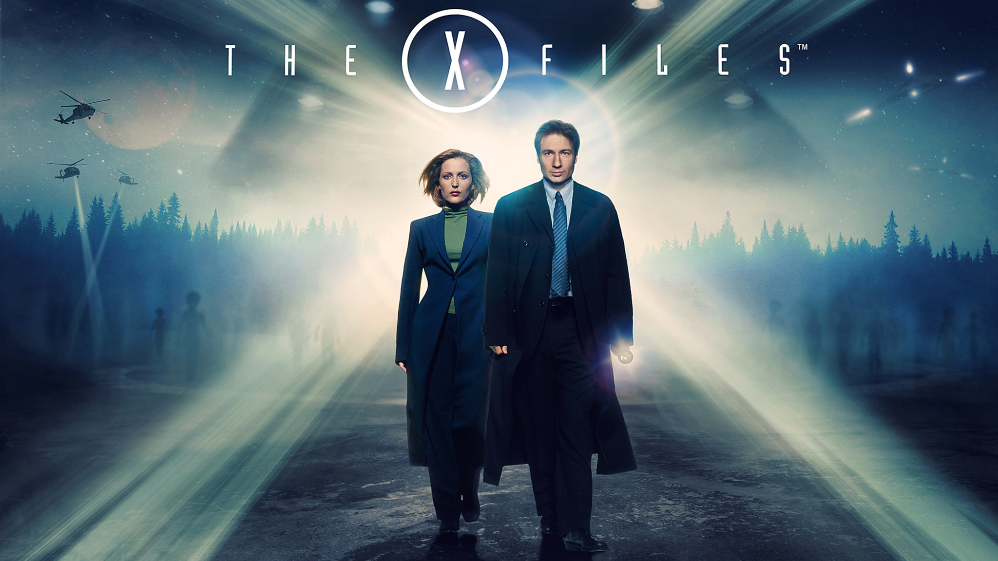 The X Files TV Show image