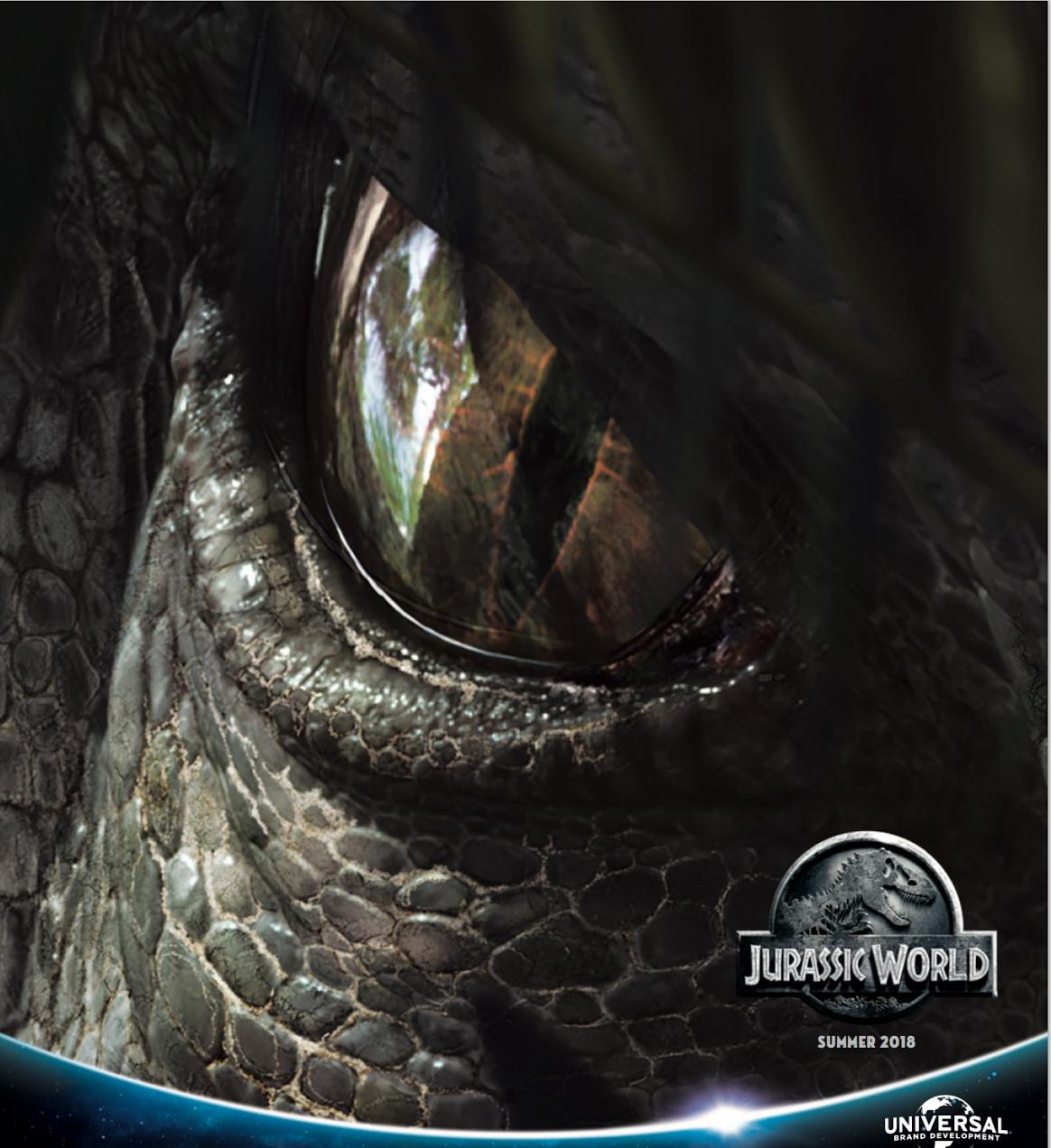 Jurassic World Fallen Kingdom Behind The Scene Featurette
