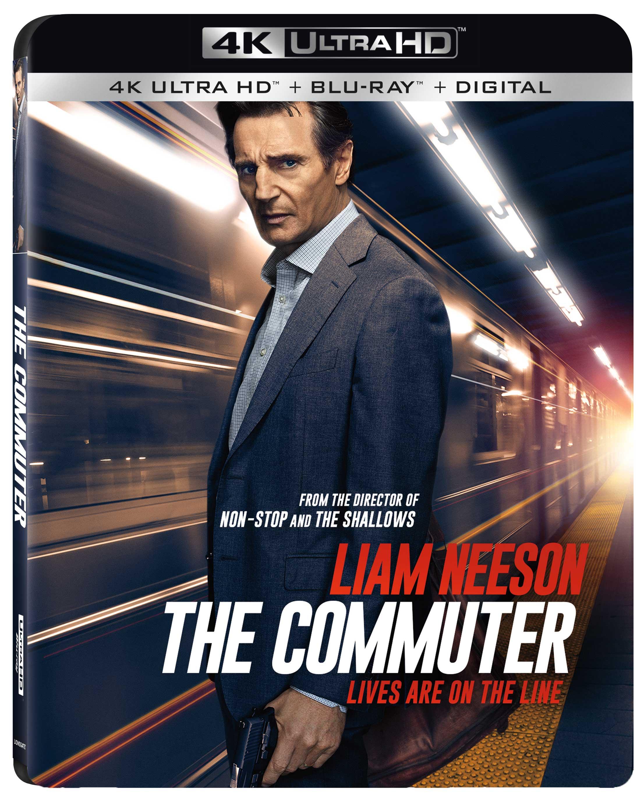 The Commuter Besetzung