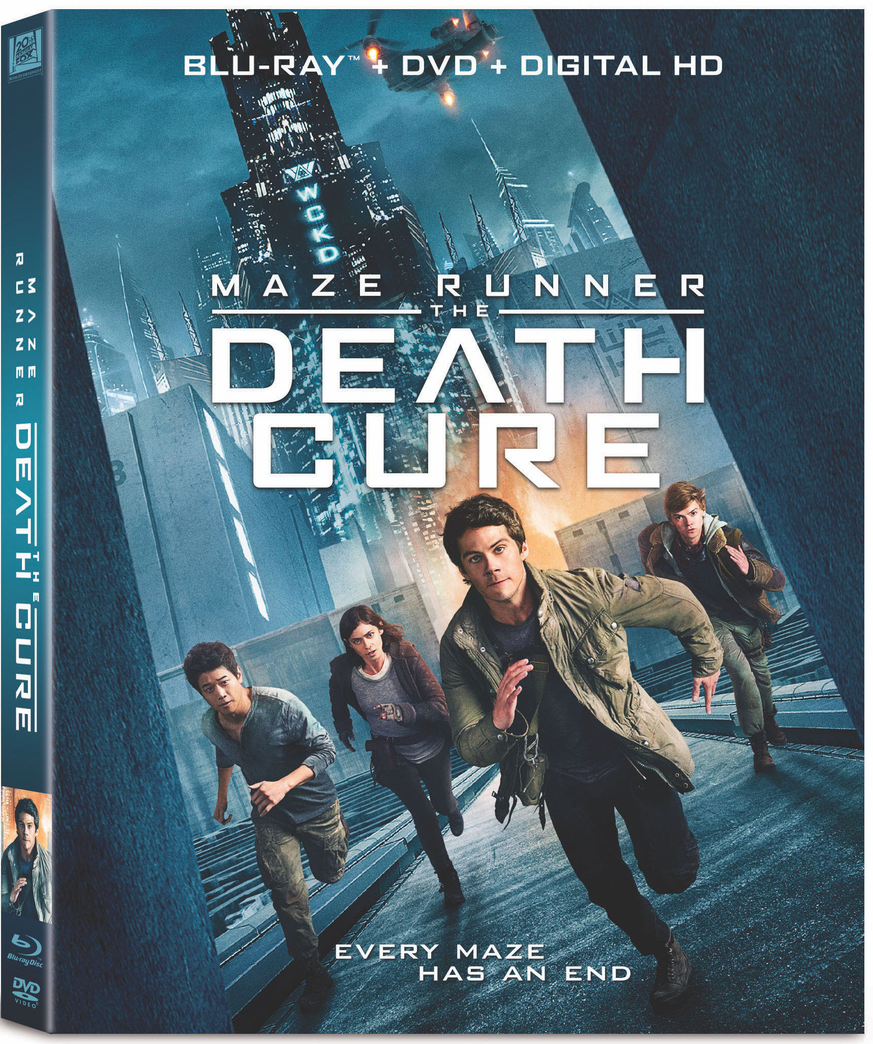 Maze Runner The Death Cure 2018 BluRay 720p 990MB [Hindi DD 5.1 – Eng] AAC MSub MKV