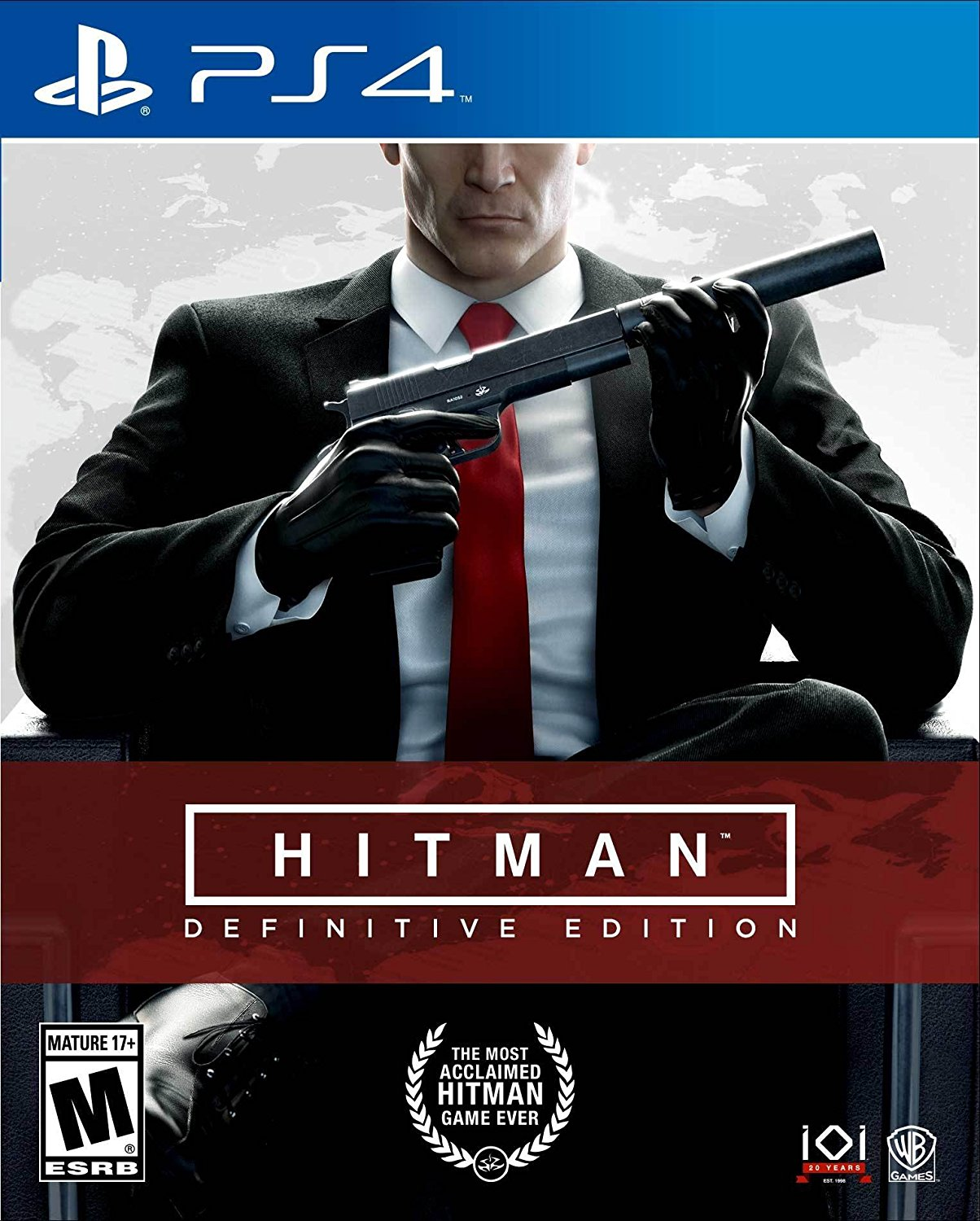 hitman 2 ps4 cover