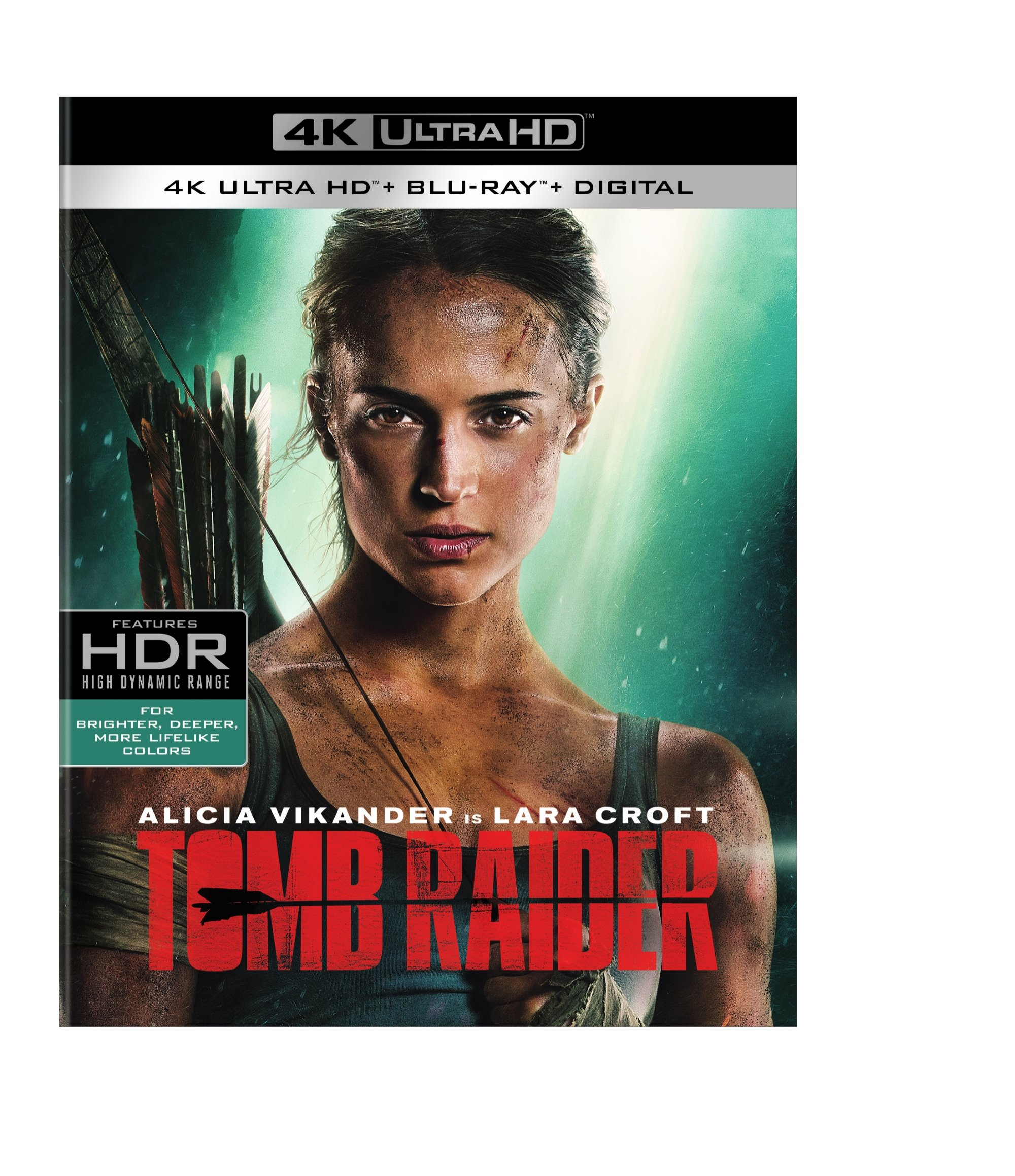 Tomb Raider Home Release Info Nothing But Geek