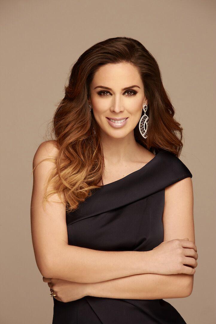 Mexican TV Superstar Jacqueline Bracamontes Joins ...