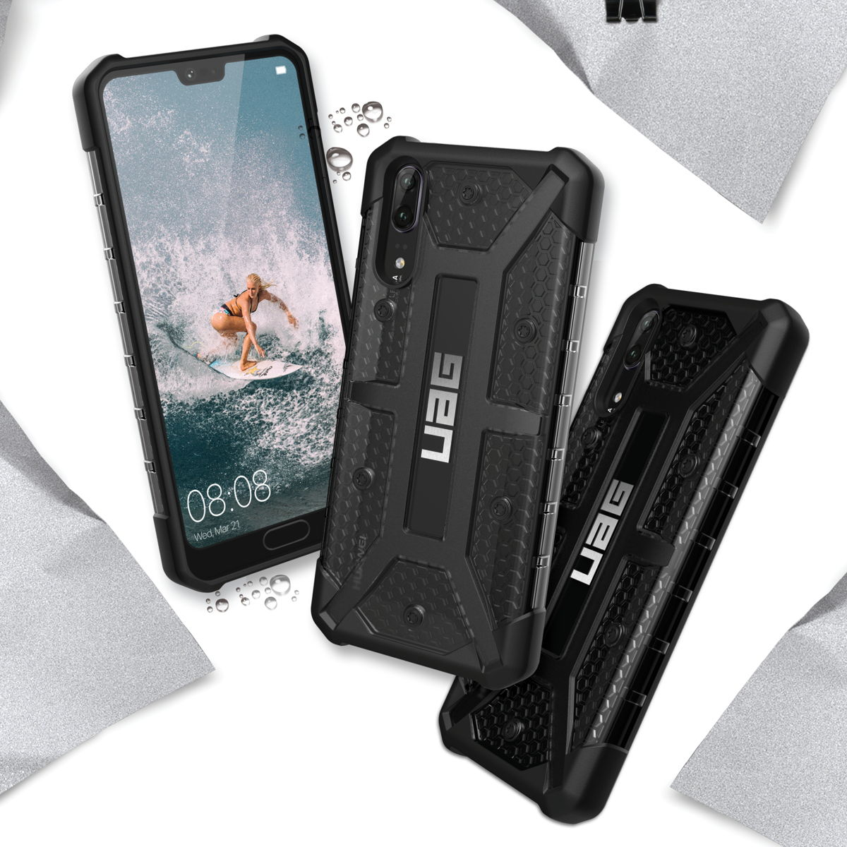 huge selection of 63211 09055 UAG Launching New Outdoor Ready Cases For Huawei P20 And P20 Pro ...