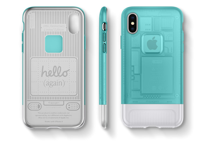half off f223e 52163 Spigen Launches New iPhone X And iPhone 8 Cases | Nothing But Geek
