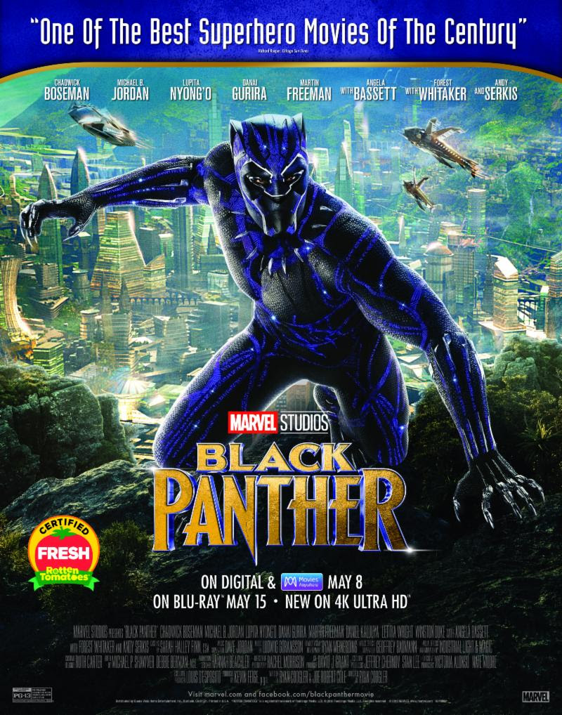 New Black Panther Bonus Feature The First 10 Years Connecting The