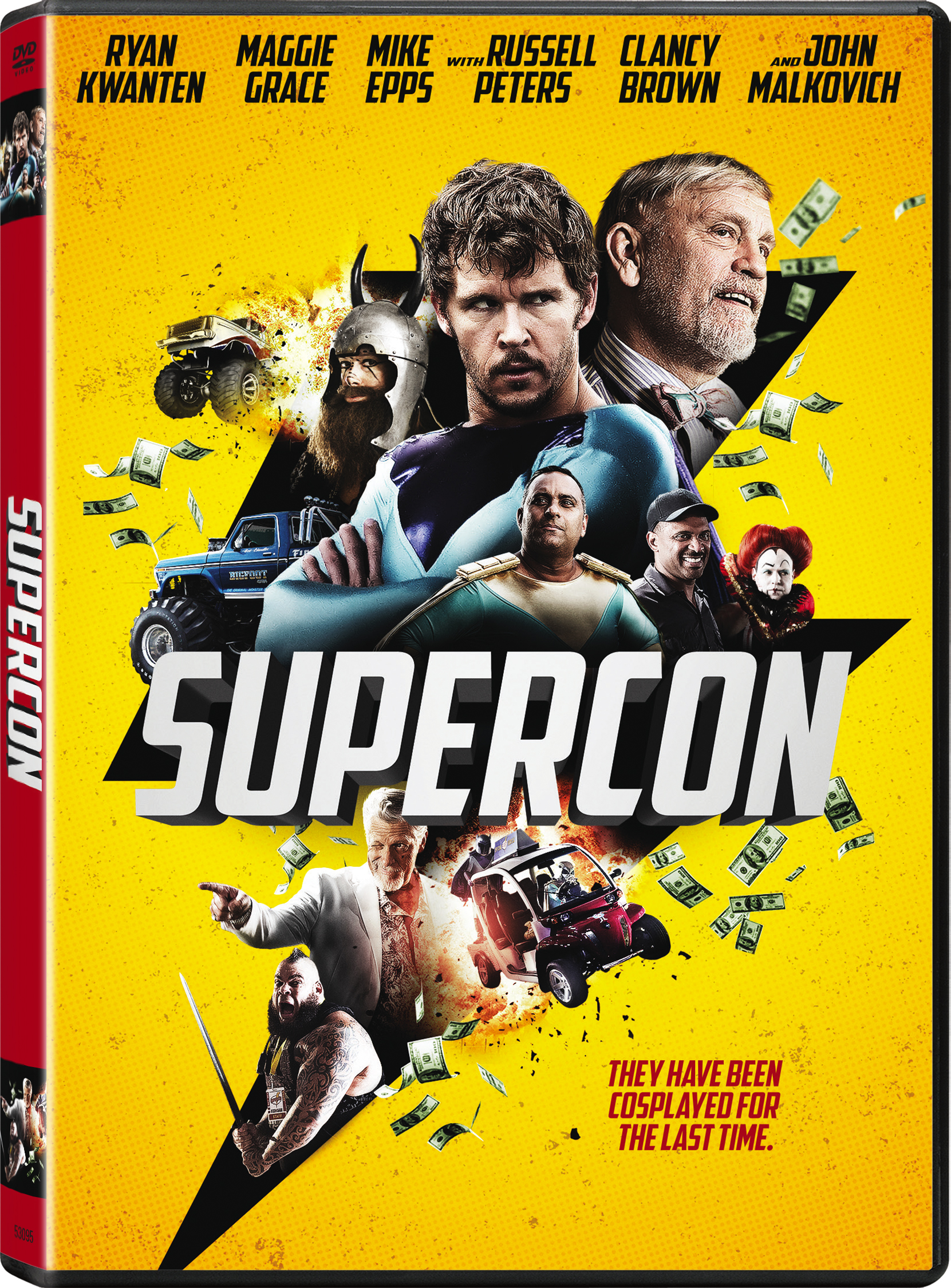 Review Supercon Dvd Nothing But Geek