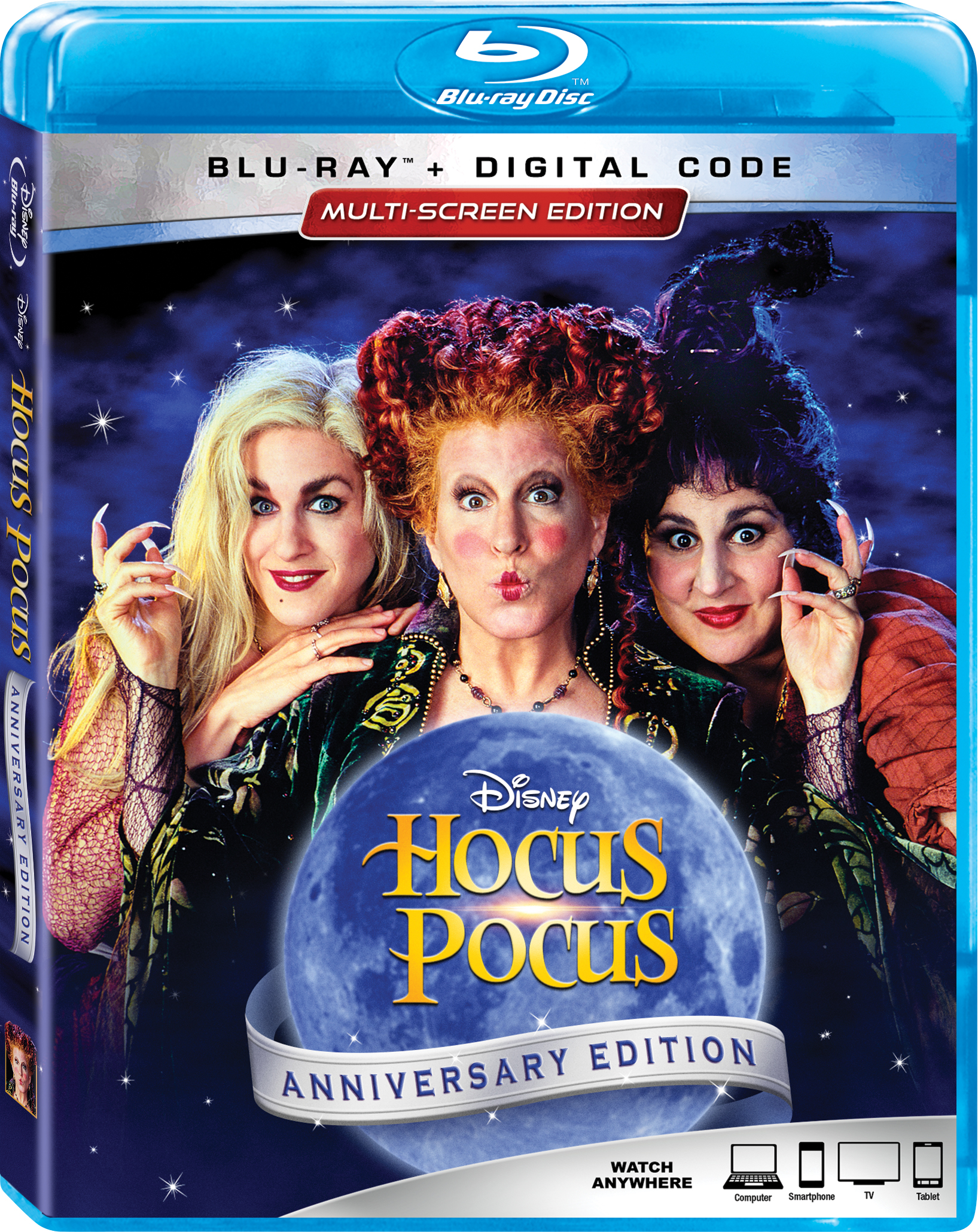 Hocus Pocus (1993) 720p BluRay x264 ESubs AC3 Dual Audio [Hindi DD2.0 + English DD2.0]