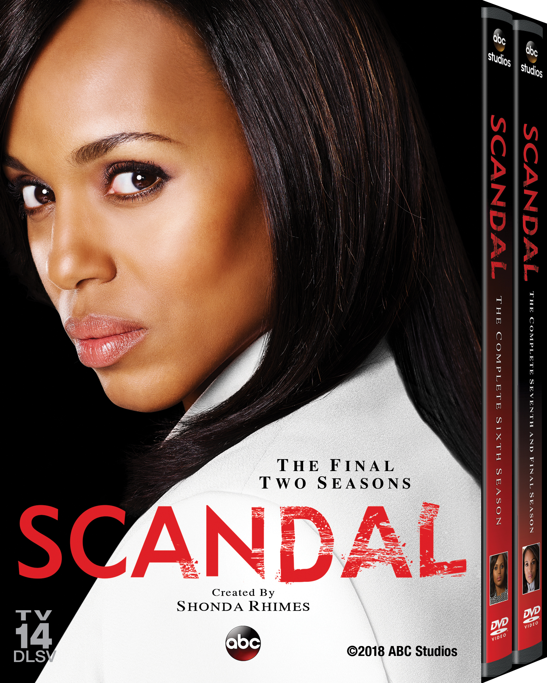 469643fecfaf Scandal Season Six And Seven Available On DVD | Nothing But Geek