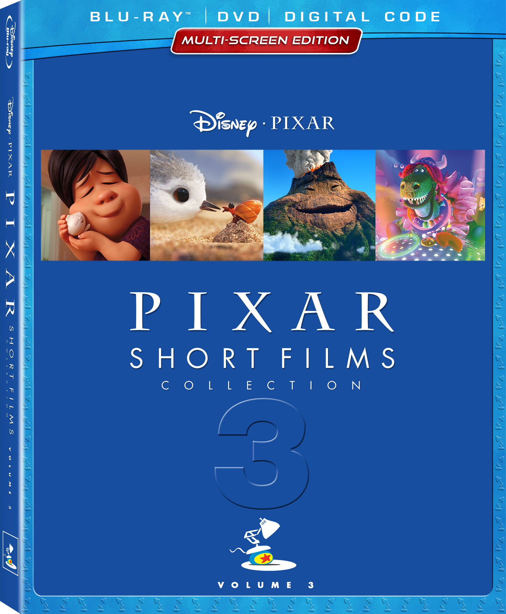 Disney And Pixar Short Films Collection Volume 3 Nothing But Geek