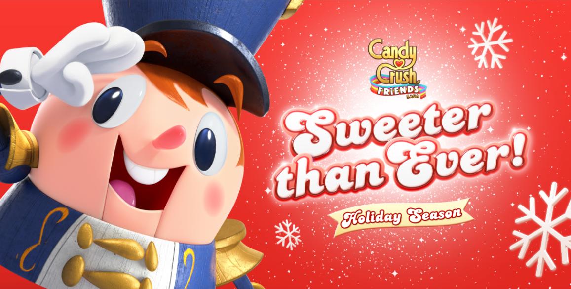 candy friends saga