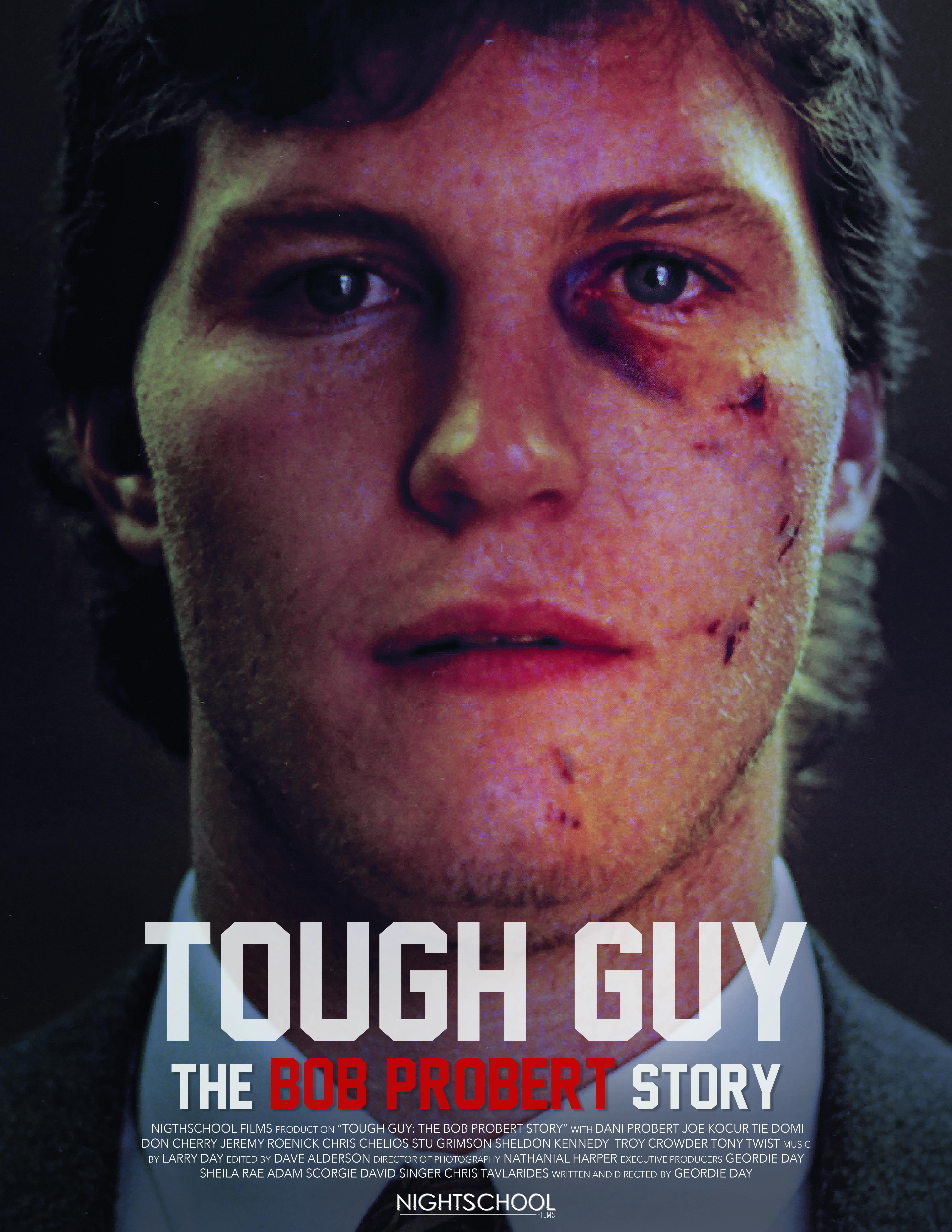 Tough Guy  The Bob Probert Story Premieres THIS MONTH!  07b8c3759