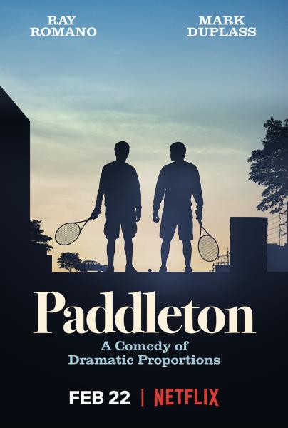 Image result for paddleton poster