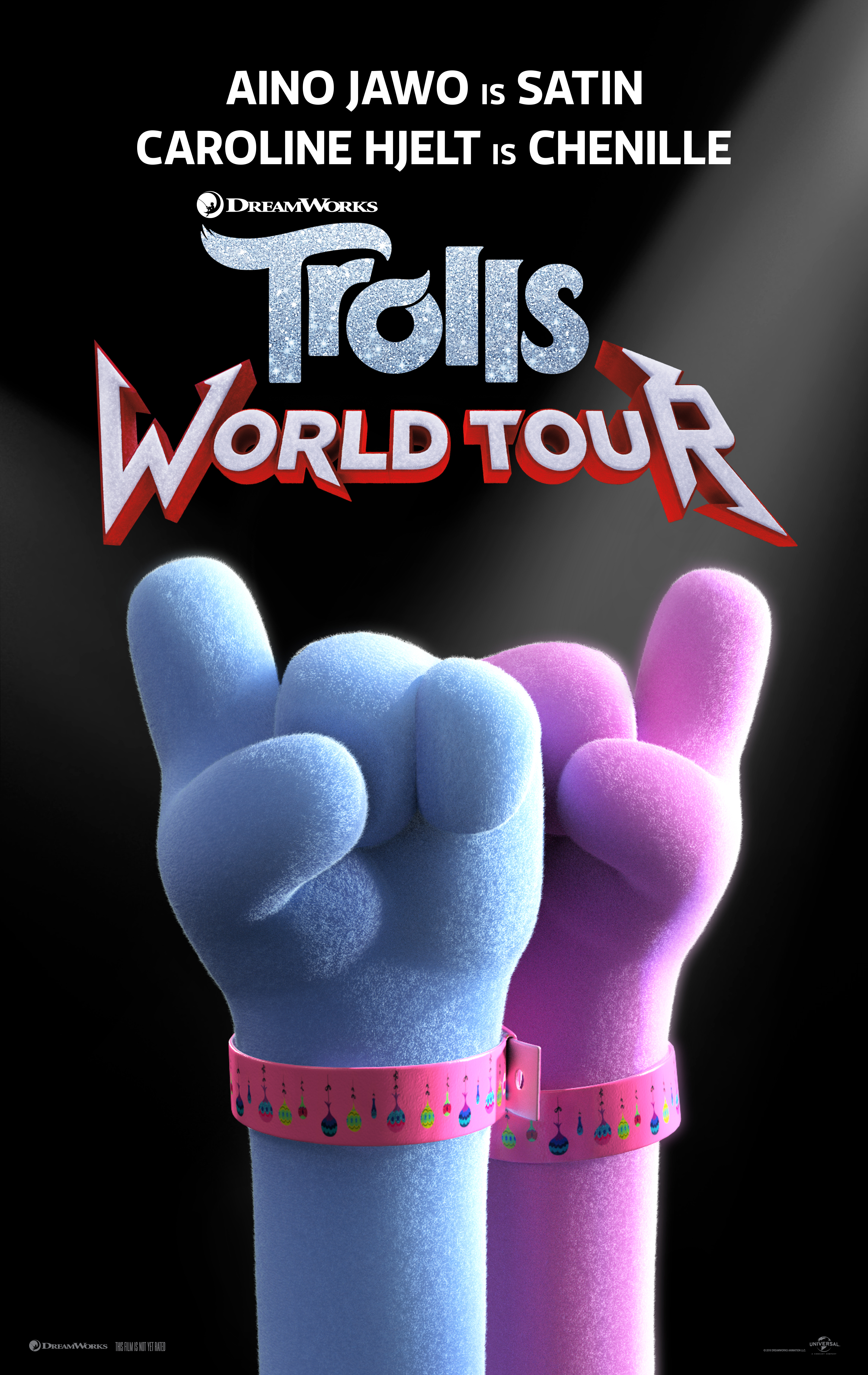 Trolls World Tour Trailer And Character Posters Nothing But Geek